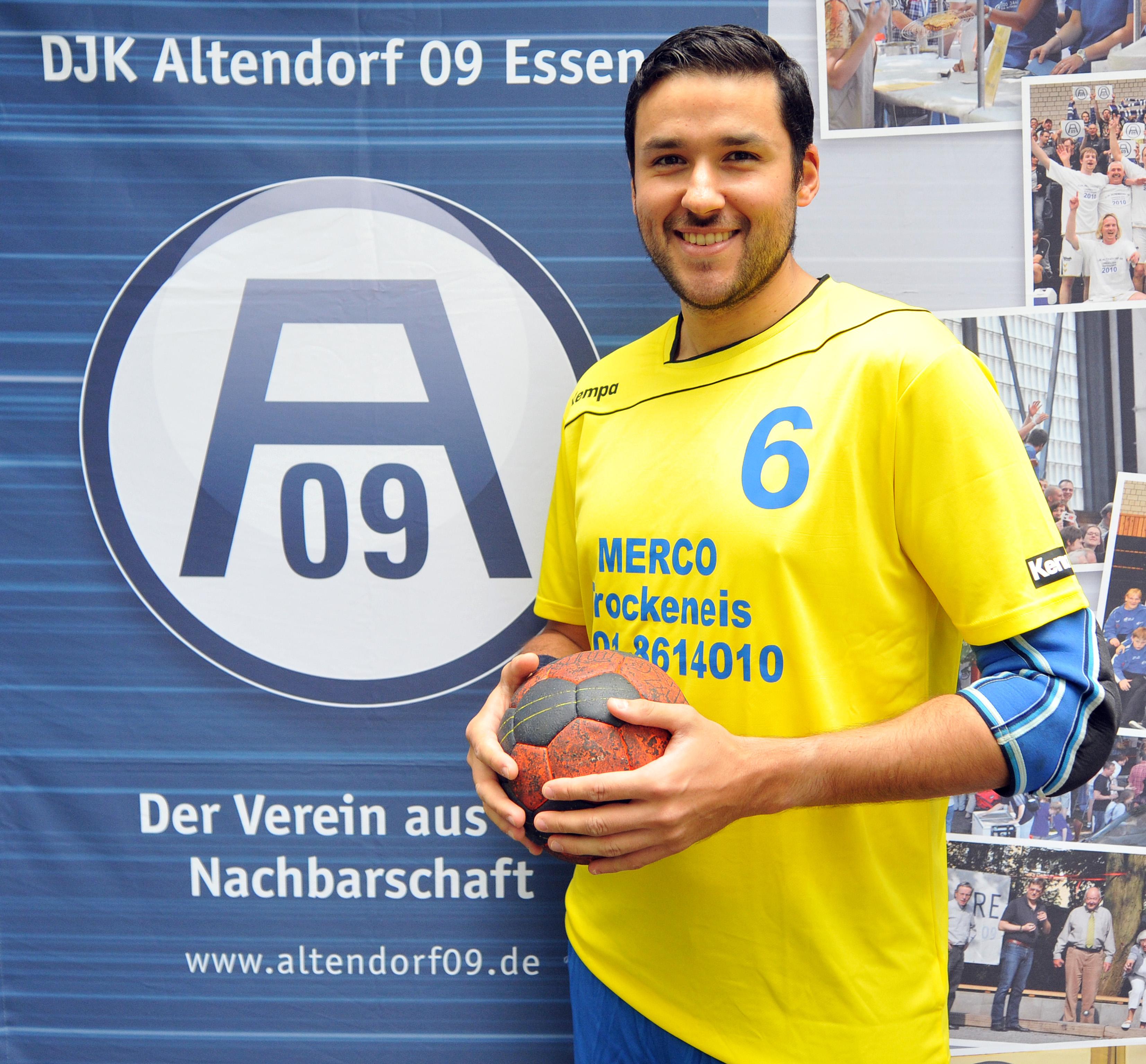 Handball-Landesliga 3. Spieltag